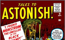 Tales to Astonish (1959) #11 Cover
