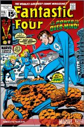 Fantastic Four #115 