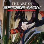 The Art of Spider-Man: Web of Shadows front cover