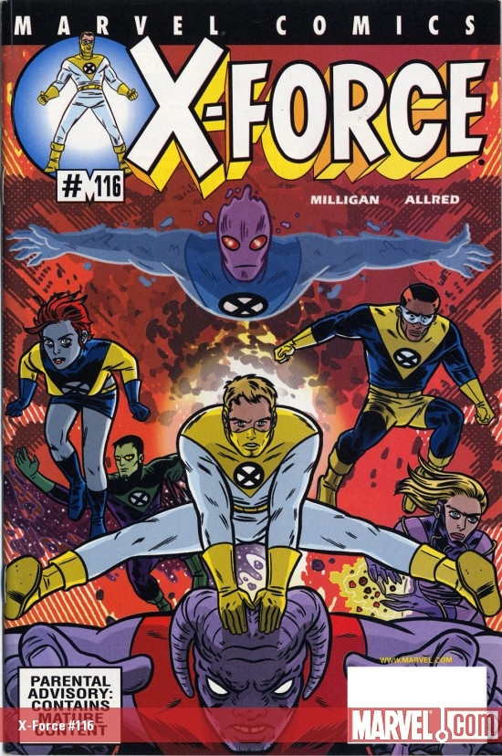 X-Force #116