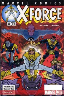 X-Force (1991) #116