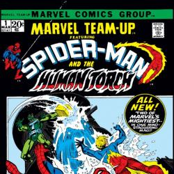 Marvel Team-Up (1972 - 1985)