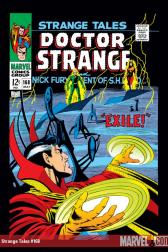 Strange Tales #168 