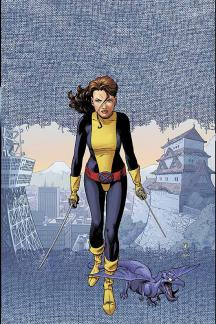 X-Men: Kitty Pryde- Shadow & Flame (2005) #1