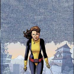 X-Men: Kitty Pryde- Shadow &amp; Flame (2005)