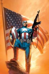Ultimate Comics Captain America #1 