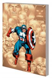 Captain America: Scourge of the Underworld (Trade Paperback)