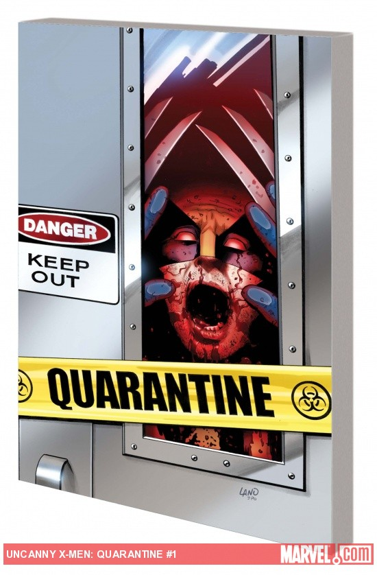 Uncanny X-Men: Quarantine #1