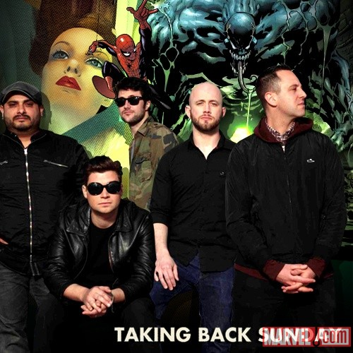 The Marvel Life: Taking Back Sunday