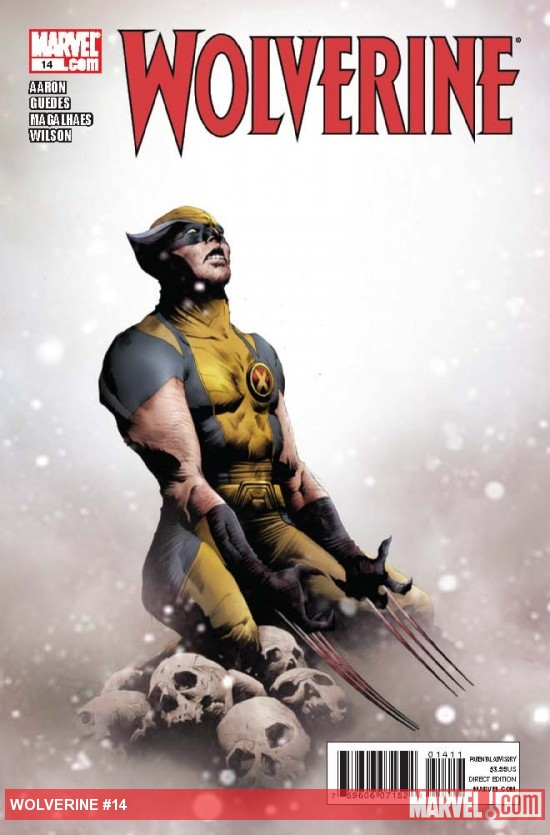 WOLVERINE 14
