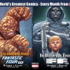 The World's Greatest Comics: Monthly From Marvel