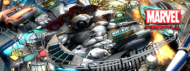 Marvel Pinball: Moon Knight