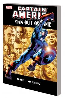 Captain America: Man Out of Time (Trade Paperback)