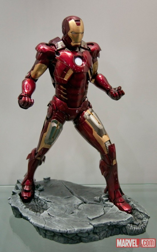 Kotobukiya Iron Man statue
