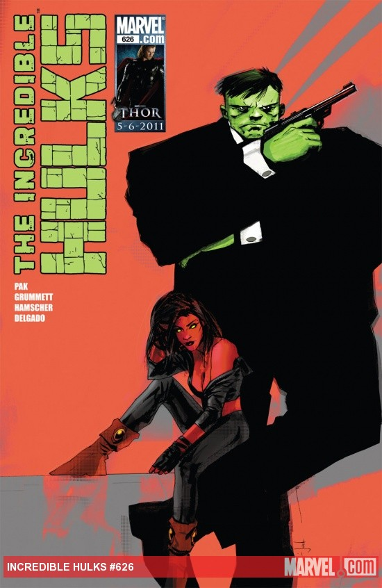 Incredible Hulks (2009) #626