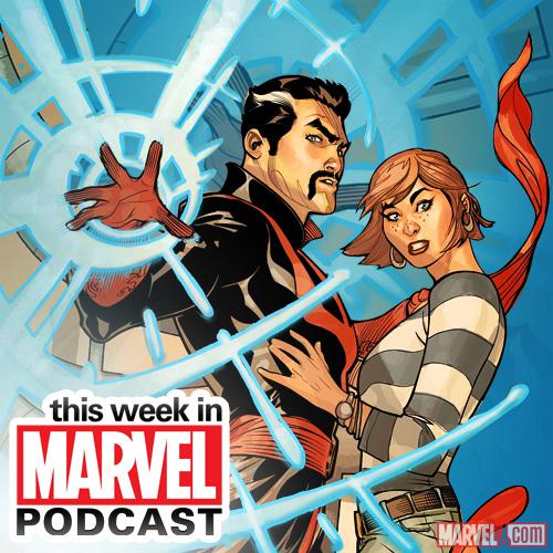 Download Episode 19 of the 'This Week in Marvel'