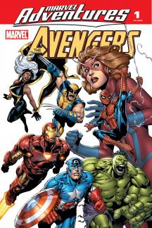 Marvel Adventures the Avengers (2006) #1