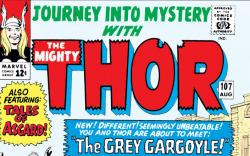 Journey Into Mystery (1952) #107