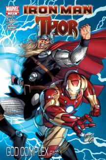 Iron Man/Thor (2010) #1