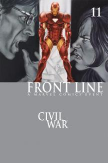 Civil War: Front Line (2006) #11