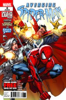 Avenging Spider-Man (2011) #8