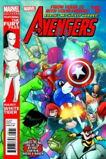 Marvel Universe AVENGERS: EARTH'S MIGHTIEST HEROES  (2011) #5