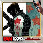 Fan Expo Canada 2012: Winter Soldier