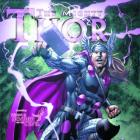 THE MIGHTY THOR 21 KOMEN VARIANT (WITH DIGITAL CODE)