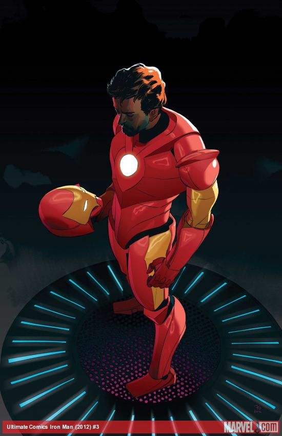 Ultimate Comics Iron Man #3
