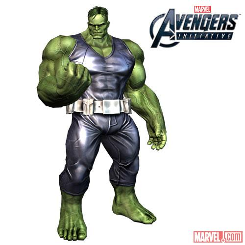 Avengers Initiative - Pantheon Hulk Costume