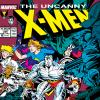 Uncanny X-Men (1963) #235 Cover
