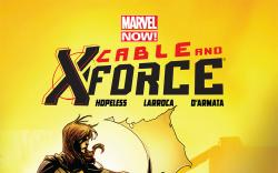 cover from Cable and X-Force (2012) #5