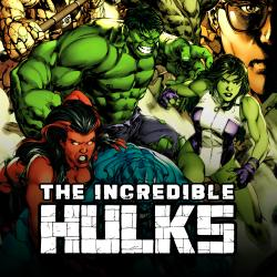 Incredible Hulks (2009 - 2011)