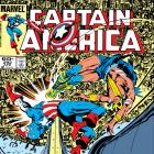 Captain America (1968) #292 Cover