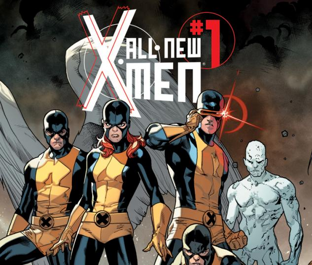 All-New X-Men 2012 Cover #1