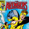 Avengers (1963) #264 Cover