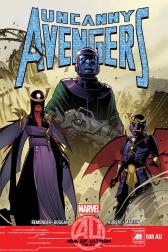 Uncanny Avengers #8 