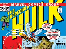 Incredible Hulk (1962) #154 Cover