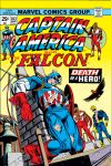 Captain America (1968) #183 Cover