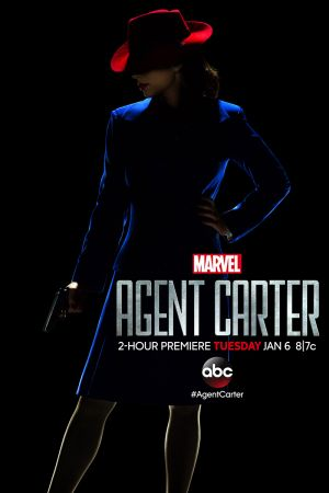 Marvel's Agent Carter lands on ABC on Tuesday, January 6, 2015