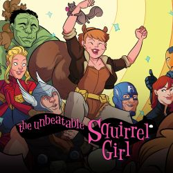 The Unbeatable Squirrel Girl