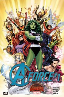 A-Force #1