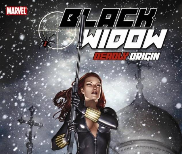 Black Widow: Deadly Origin (Hardcover)