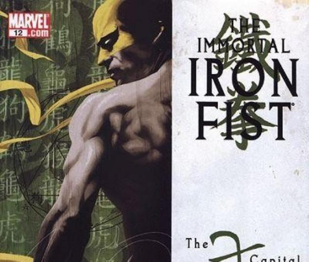 Immortal Iron Fist #15
