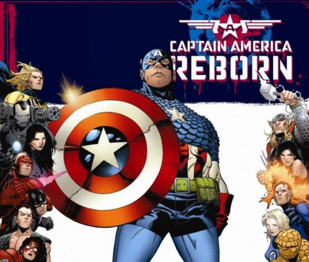 CAPTAIN AMERICA: REBORN #2 (70TH FRAME VARIANT)