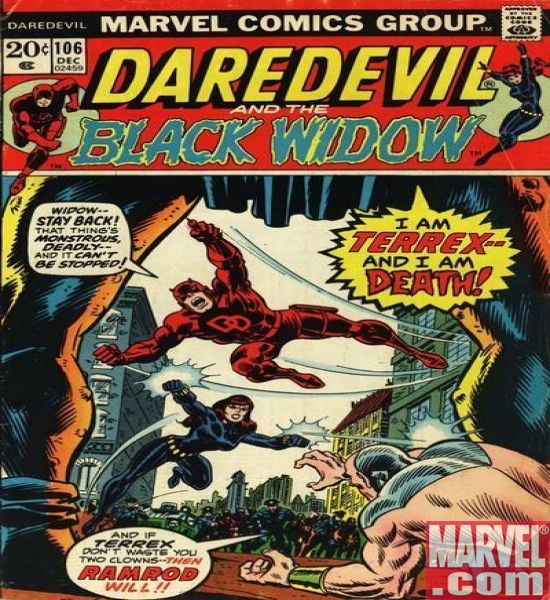 DAREDEVIL #106 (1964)