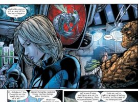ULTIMATE FANTASTIC FOUR #60 Preview Page 6