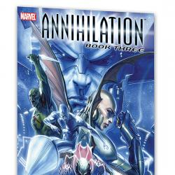 ANNIHILATION BOOK 3 #0