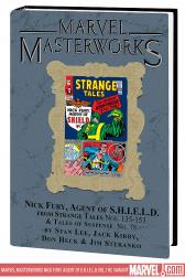 Marvel Masterworks: Nick Fury, Agent of S.H.I.E.L.D. Vol. 1 (Hardcover)