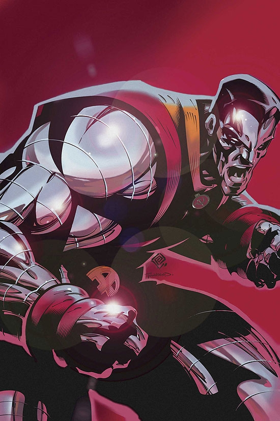 X-MEN: COLOSSUS BLOODLINE (2007) #1 COVER
